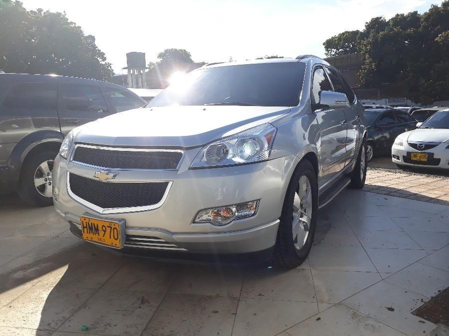 TRAVERSE 2LT AWD 3.6L AT 2012
