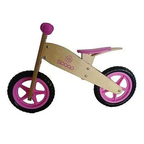 Bicicleta Camicleta Push Bike R12 Scoop Madera Premium