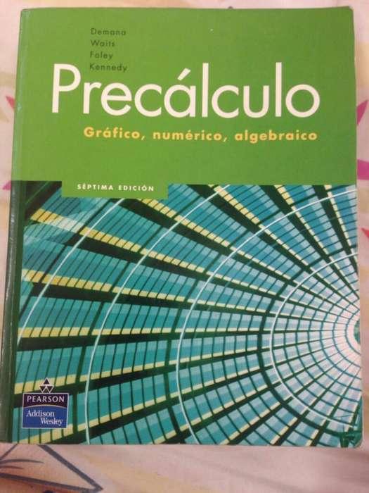 Precalculo Gráfico, Numérico, Algebraico