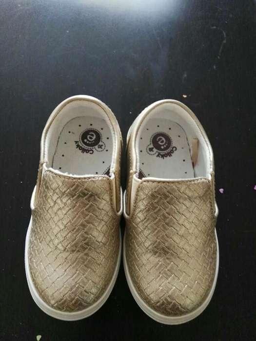 Zapatos Colloky Talla 20