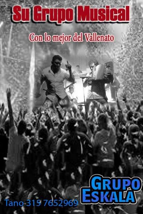 Grupo Vallenato para su Evento. Chía, Cajicá, Zipaquirá, Sopó, Cota..