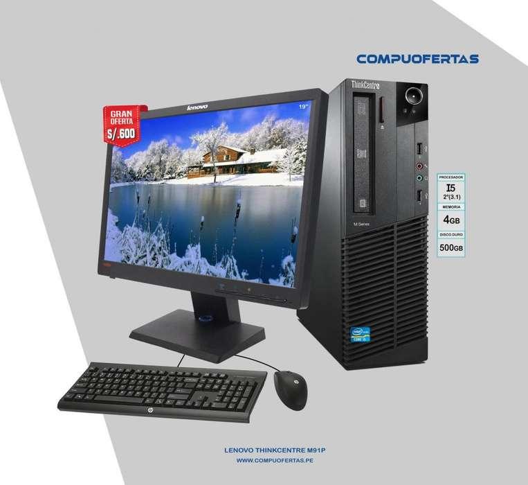 Lenovo Thinkcentre M91P Core i5 3.1ghz