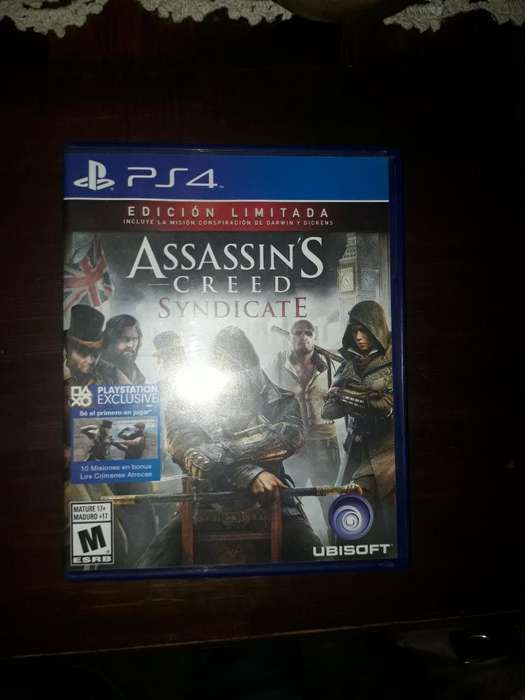 Vendo Assassind Creed S