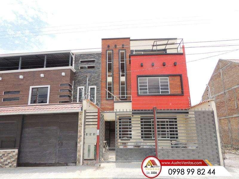 Edificio de 3 departamentos nuevo perfecta Inversión