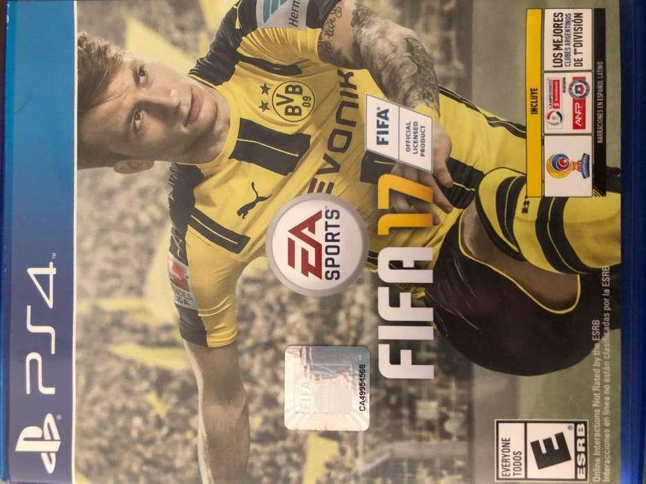 Fifa 17 Play Station 4