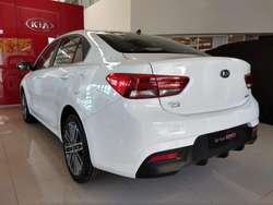 Kia All New Rio Zenith At/ 1.4l - 0km