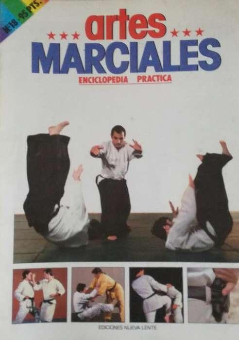 Vendo Revistas de Artes Marciales Mixtas