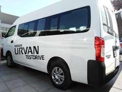 Nissan Urvan Microbus 2.5 TDI 16 Ocupantes 2019