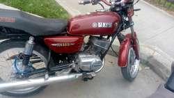Moto Rx 100 Modelo 2005