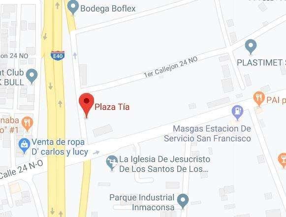 Alquilo-Bodegas,17.000 m2 Inmaconsa-Vía Perimetral