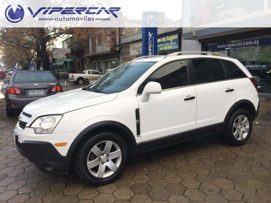 Chevrolet Captiva 2012 - 132600 km