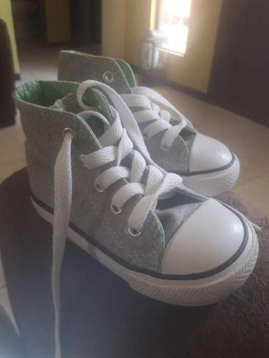 Zapatos Converse Allstar Talla 5 Us Bebé