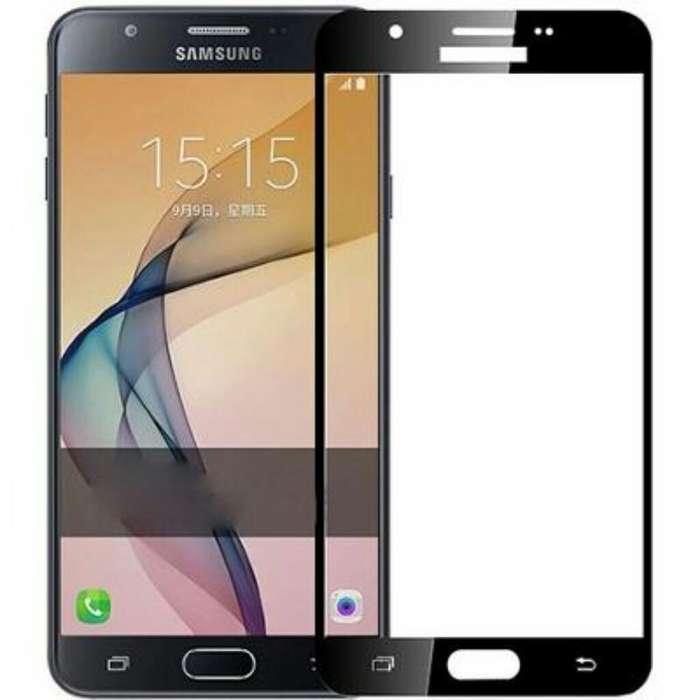 Vidrio Templado 3d Samsung J5 Prime, J7 Prime,A5,A7,J7 PRO,J5 PRO,A8,A8 PLUS,A6,A6 PLUS, J4 PLUS, J4 PLUS INST