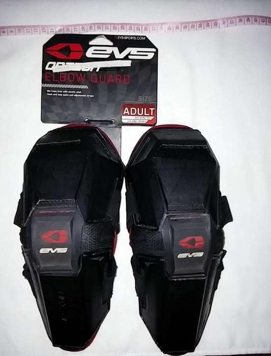 CODERAS PROTECCION MOTOCICLISMO OPTION EVS