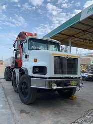 Vendo Camion Grua Palfinger Pk74002