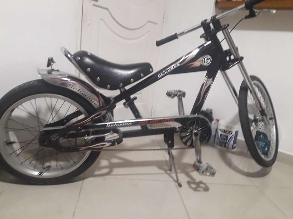 Vendo bicicleta tipo harley