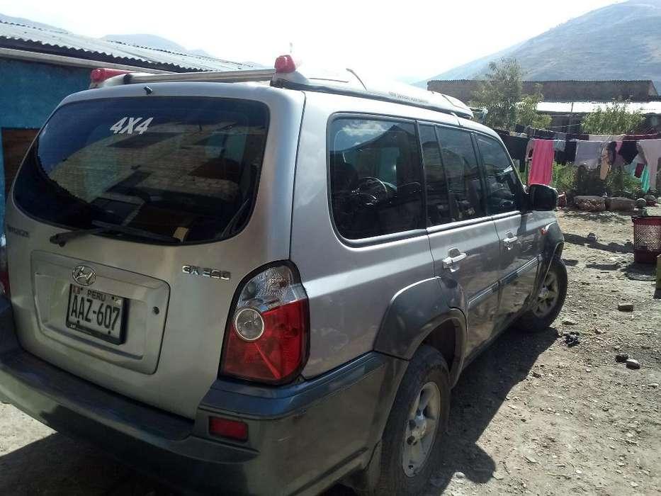 Hyundai Terracan  2003 - 269832 km