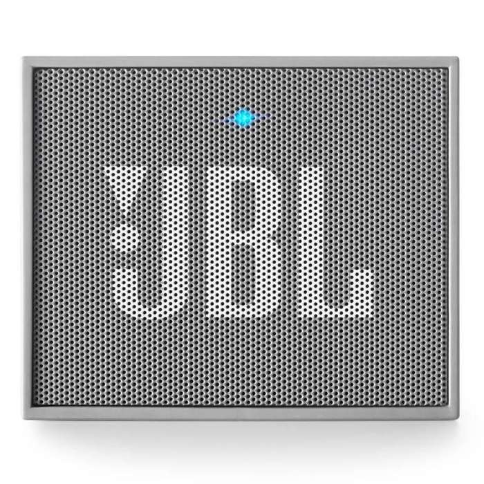 Parlante/Altavoz MARCA JBL GO - PORTATIL / INALAMBRICO / BLUETOOTH / Color Gris