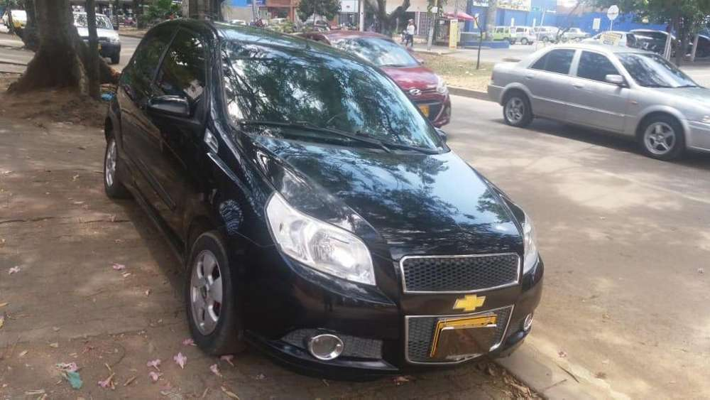 Chevrolet Aveo Emotion 2011 - 111000 km