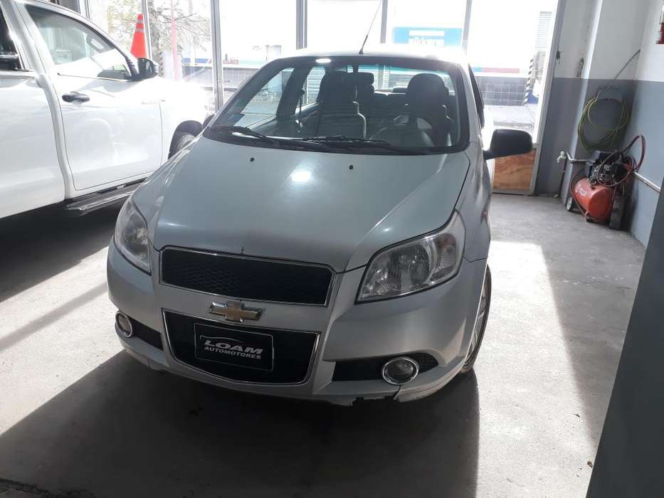 Chevrolet Aveo 2011 - 172000 km