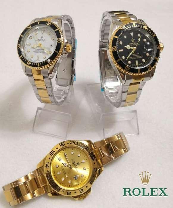 Reloj <strong>rolex</strong> para Hombre