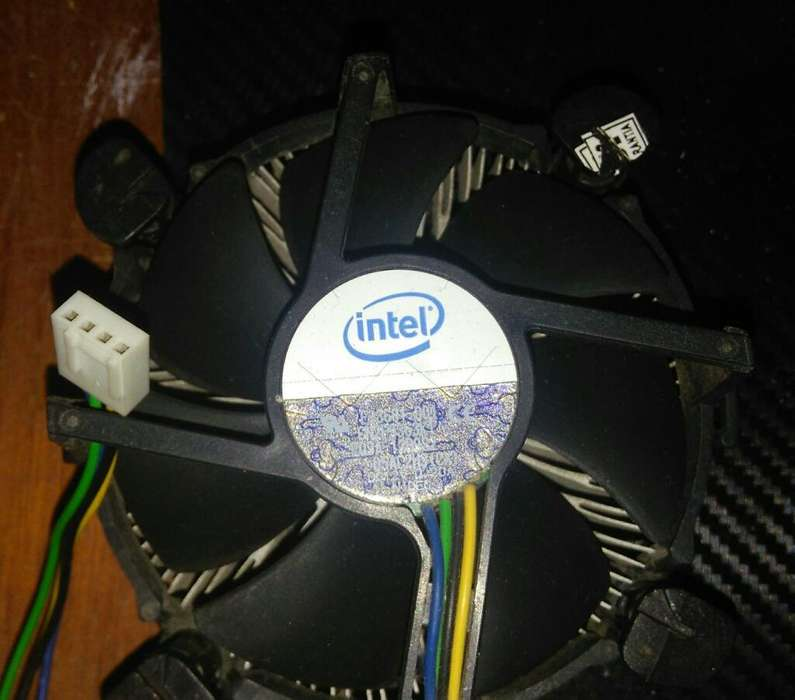 Disipador Intel 775