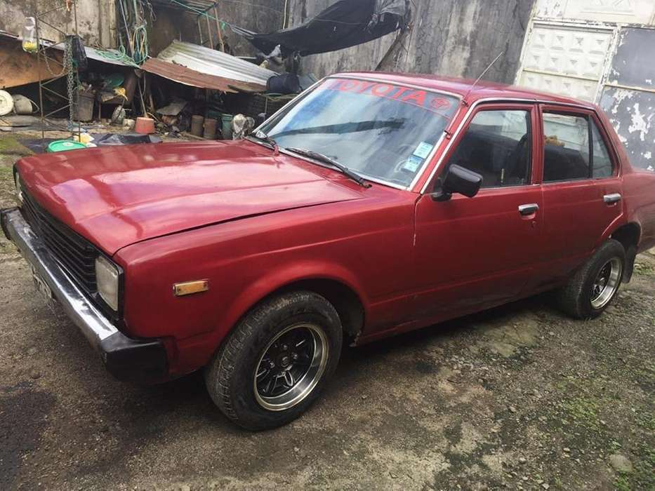 Toyota Corolla 1979 - 10000 km