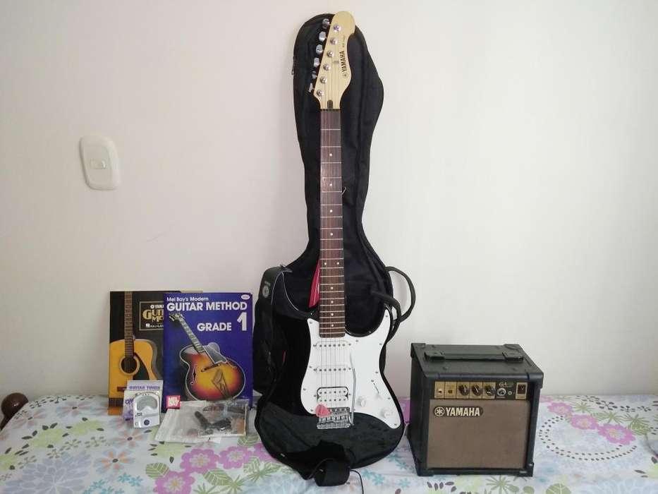Guitarra Eléctrica Yamaha (EG 112C) Comprada en EE.UU