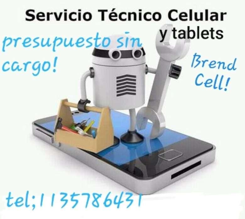 Servicio Tecnico de Celulares Y Tablets