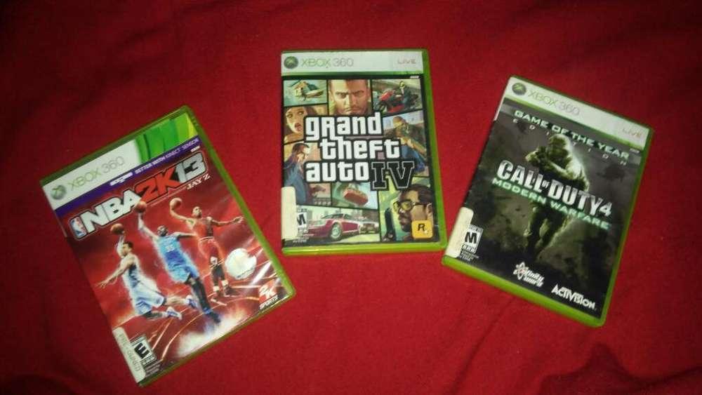 Juegos Originales para Xbox