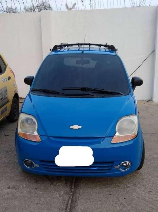 Chevrolet Spark 2007 - 260 km