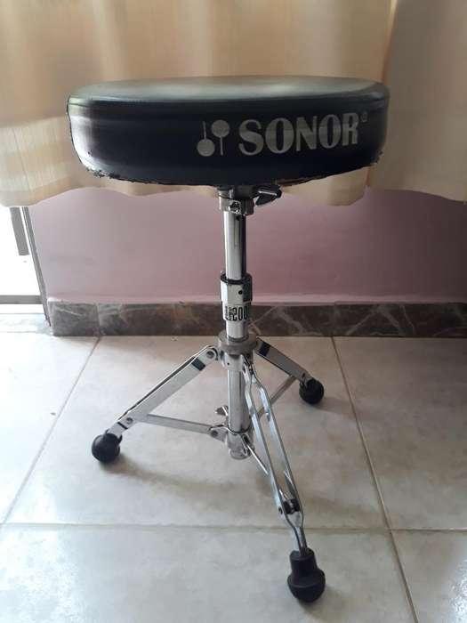 Silla de Batería Sonor