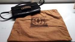 Cartera de Cuero Chanel ORIGINAL