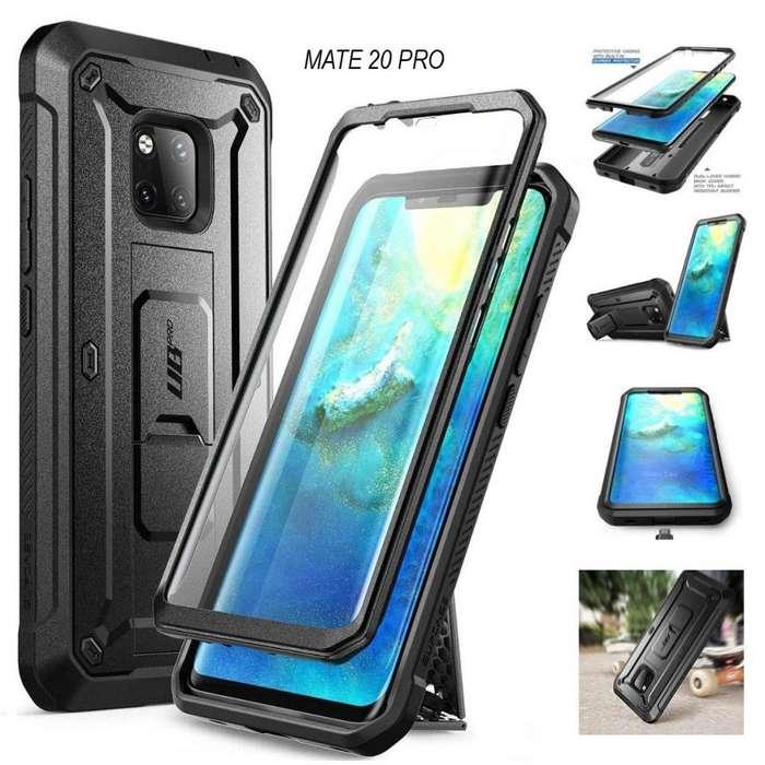 Supcase Huawei P30 Pro, P20 Pro, P30, Mate 20 Pro - Protector 360 con apoyo USA*Tienda Centro Comercial