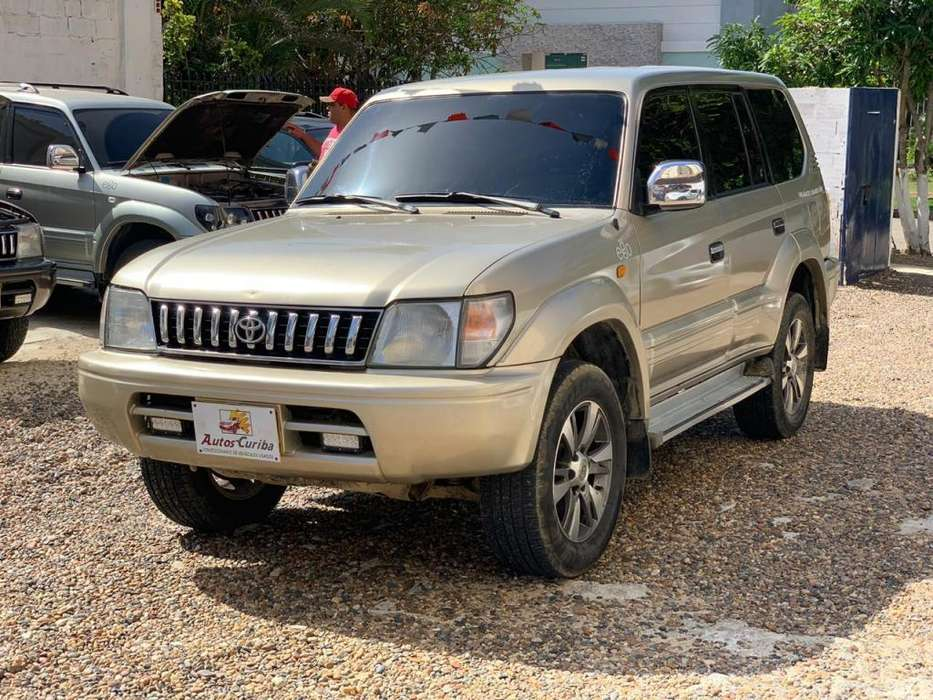 Toyota Prado 1999 - 259000 km
