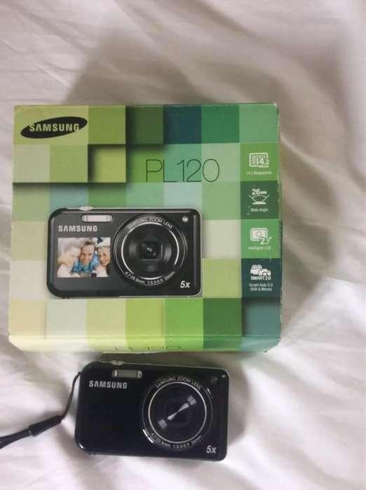 Camara de Fotos Samsung Pl120
