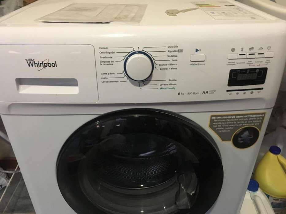 Vendo <strong>lavarropas</strong> Whirlpool