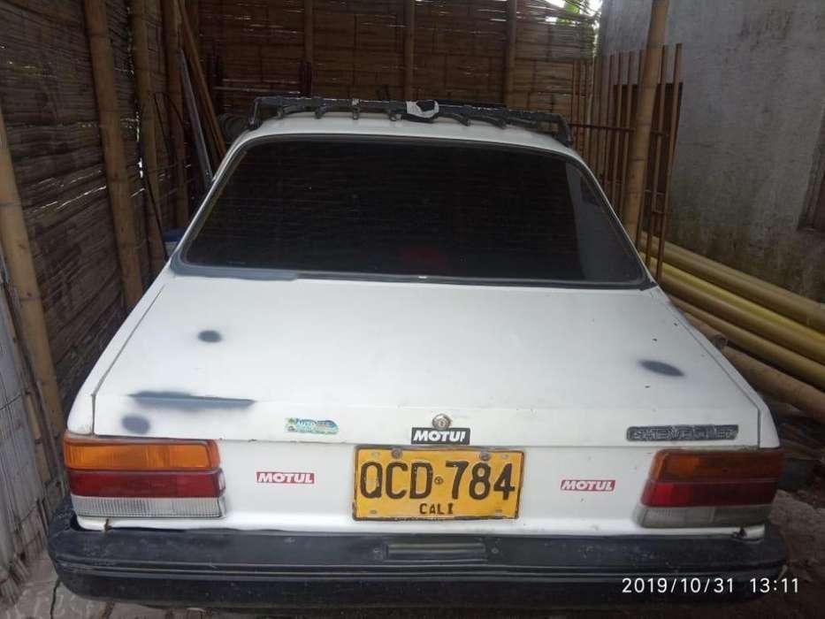 Chevrolet Chevette 1988 - 0 km