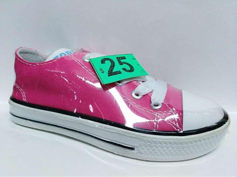 Zapatos para niños 25y26 Jho950Fuc Mira Mami