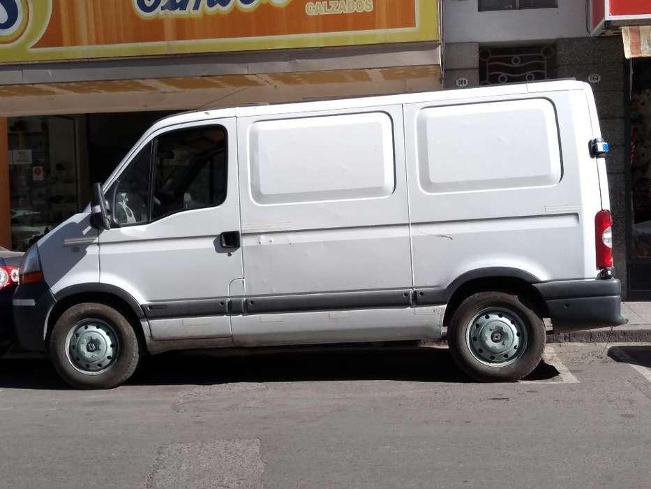 Renault Master 2012 - 90000 km