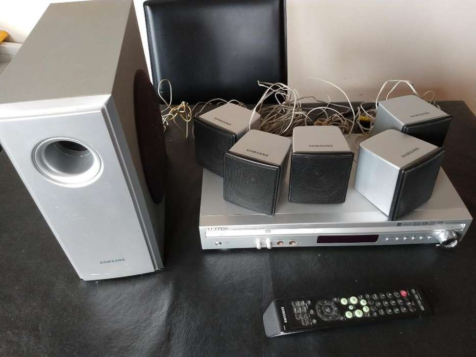 Dvd Home Theater. Samsung Ht_ Q9