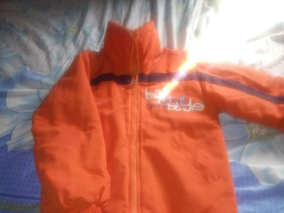 campera inflable buen estado