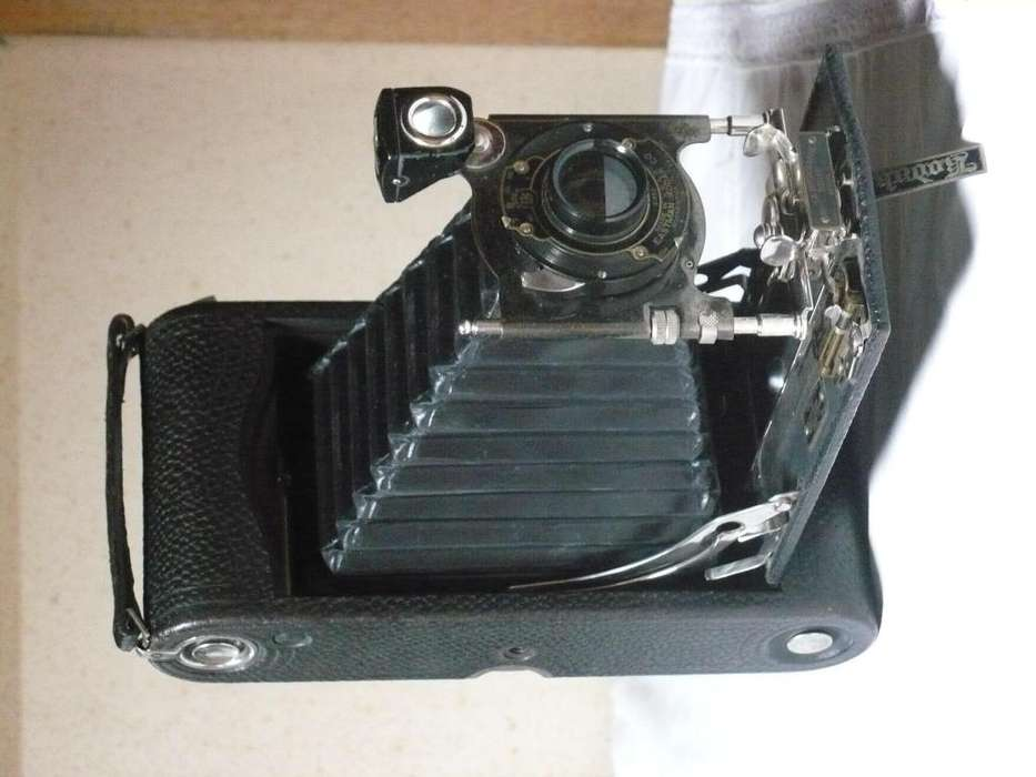 Vendo fabulosa cámara fotográfica Kodak No. 3A autográfico