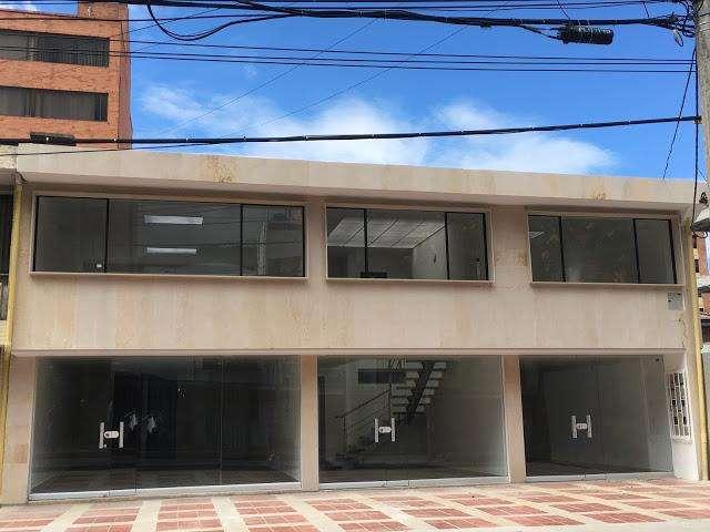 ARRIENDO DE LOCALES EN LAGO GAITAN CHAPINERO BOGOTA 730-216