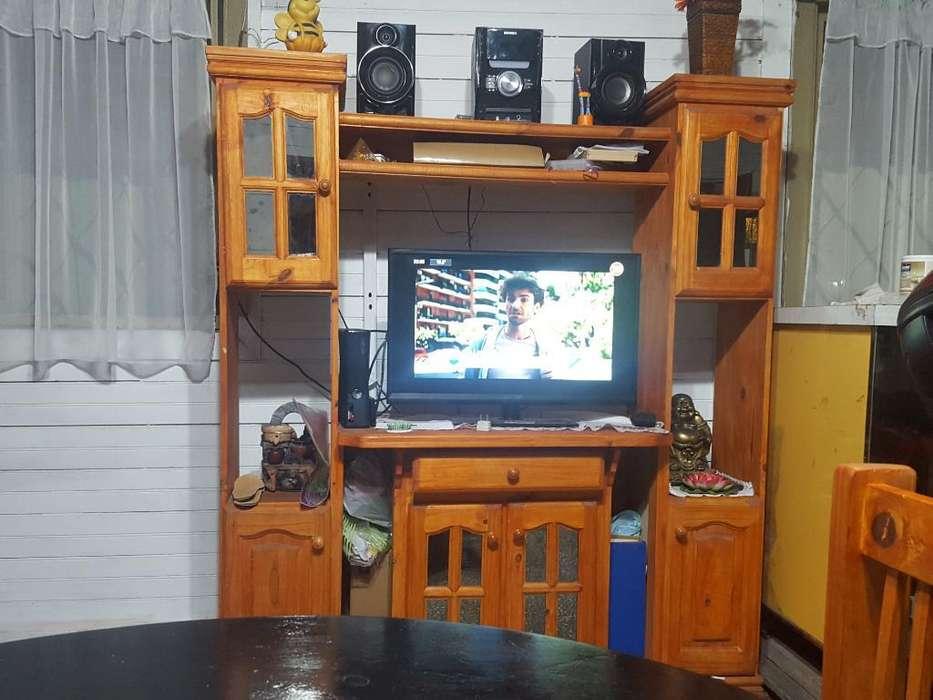 Modular Tv Mueble Armario