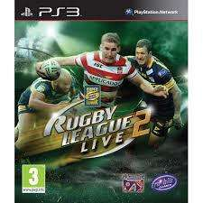 PS3 RUGBY LEAGUE 2