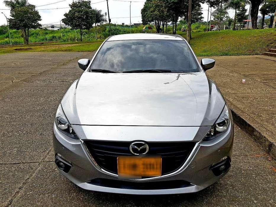 Mazda 3 2016 - 71000 km