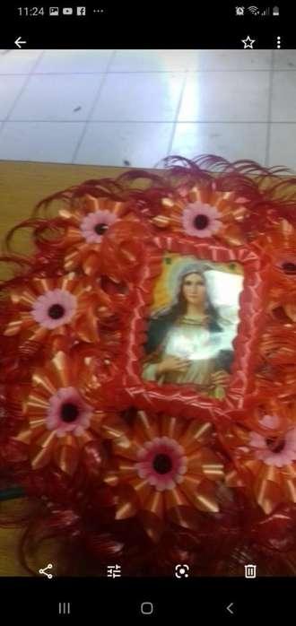 Flores Y Coronas para Todos Los Santos