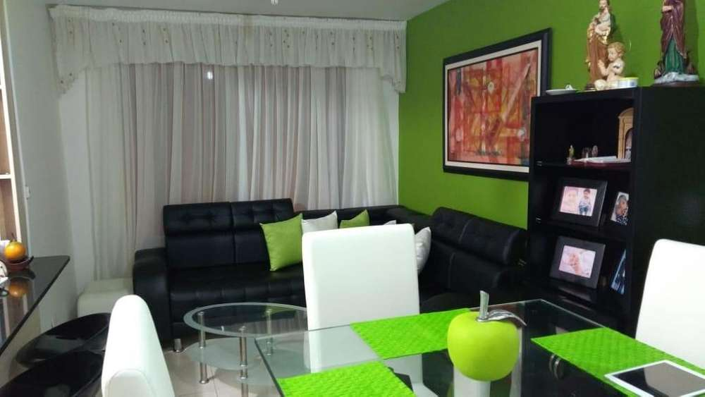 Apartamento de 3 habitaciones, sector Hospital San Pedro