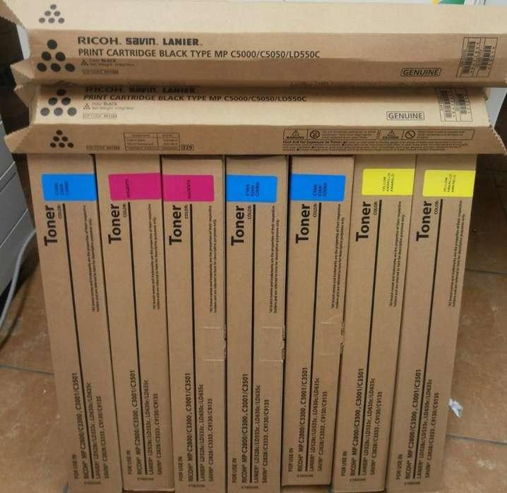 Toner Ricoh Mpc 4000/5000/4501/5501